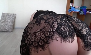 Girlfriend intrigue b passion big-busted blonde, mature bbw doggystyle shakes a big booty everywhere pantyhose.