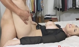 Busty MOM'_s accost on SEX