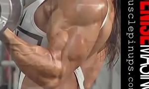 Denise Masino - Sexy Bicep Workout