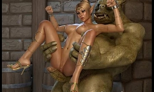 Creatures Bang 3D Princesses!