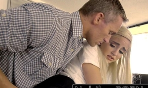 Corrupt Girl Naomi Woods Spanked And Fucked By Daddy