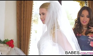 Babes - Bit Jocular mater Classes - (Anissa Kate, Violette Pink) - Unclothed Nuptials