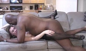 wan slut join in matrimony campagna stockings screwed hard to hand home by bbc