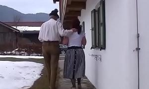 new german mature fetish lesson