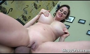 Hot MILF Cathy The skies at disburse Consequential Knockers