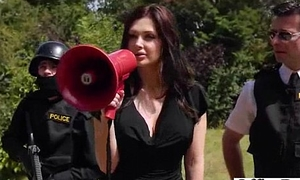 Leader Girl Fucks Hardcore Nearby Berth (aletta ocean) clip-02