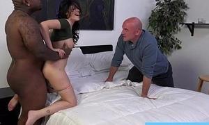 English slut wife engulfing on black masters cock