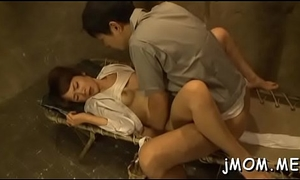 Arousing orall-service and riding