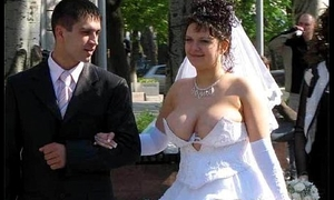Outright brides voyeur porn!