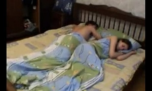 Mating all over Sleeping