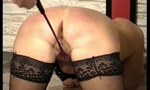 Sadomasochism milf slave pest spanking