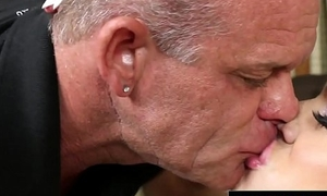 Horny daddys swapping their gals