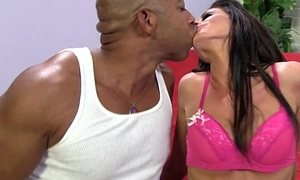 Cuck witness his join in matrimony Randi Wright banging a BBC