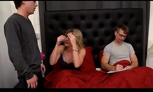 Cory Chase in Free Accounting Family fucks her Step-Son