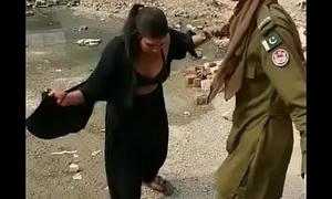 Pak Randi Strip Her Cloths and Saying lo Talashi