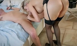 Mom friend'_s daughter ass to indiscretion Romantic Family Dinner